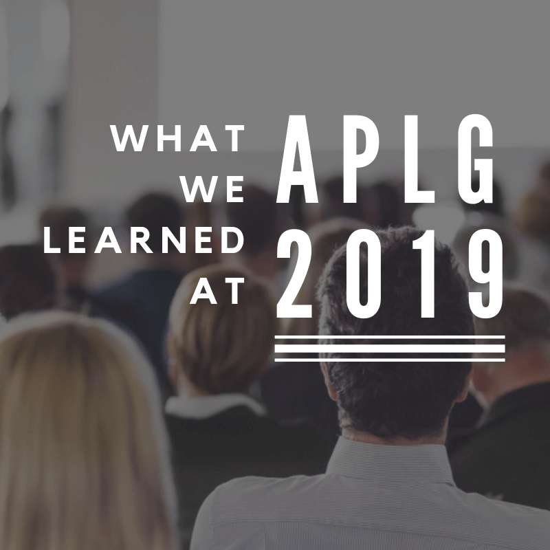 What-We-Learned-At-APLG-2019