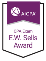 UWorld Roger CPA Review - AICPA CPA Exam EW Sells Award