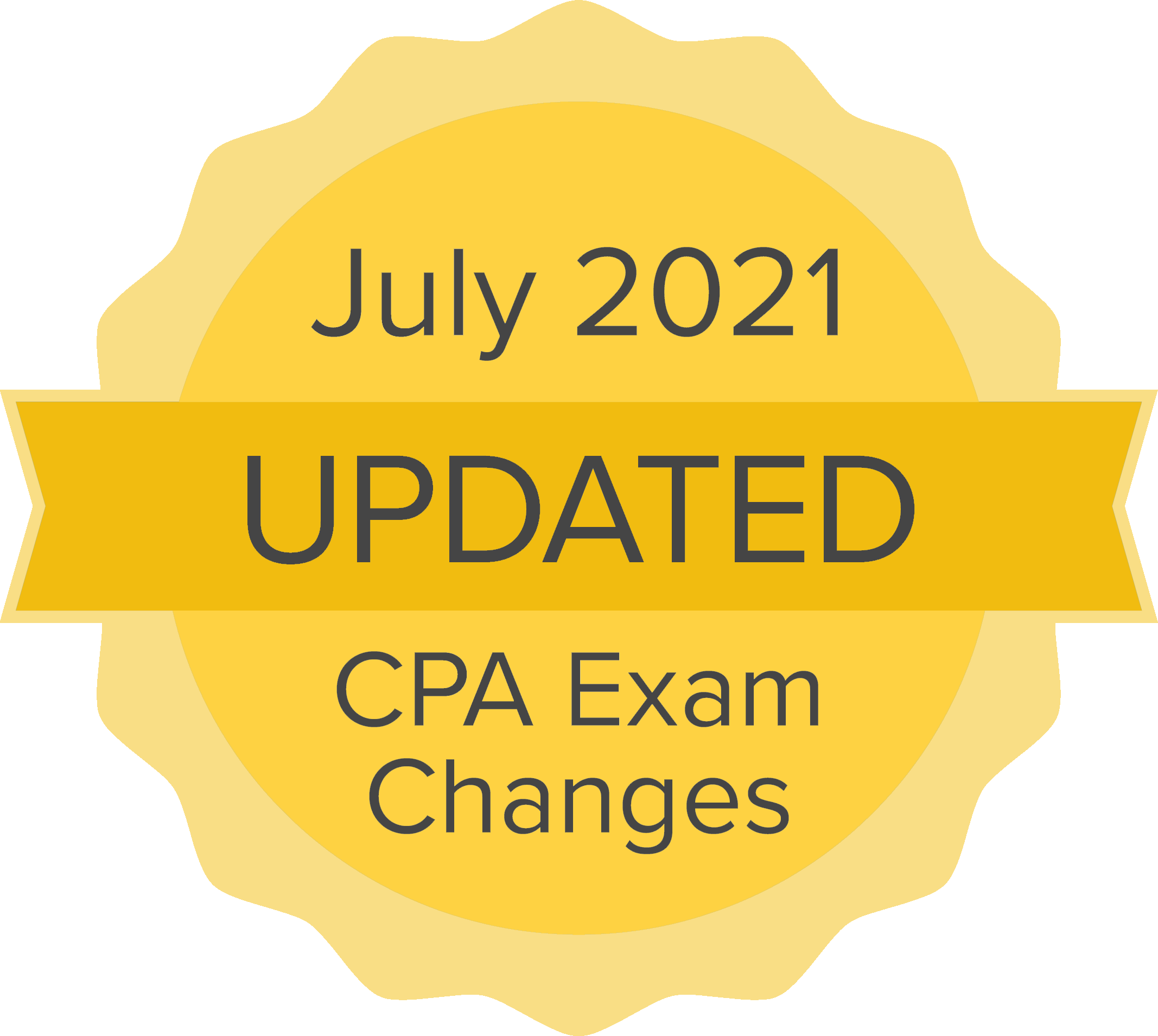 CPA Review Updated for July 2021 Exam Changes